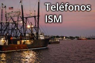 Teléfonos Instituto Social de la Marina